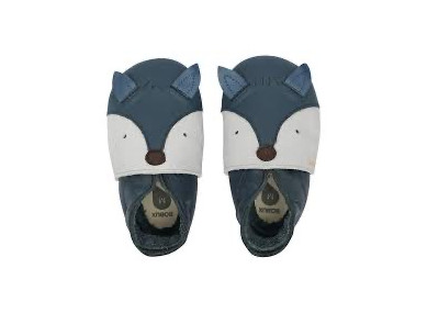 Chaussons Soft Sole Foxy Navy
