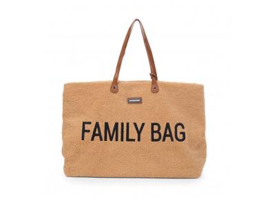 Family bag Teddy brun