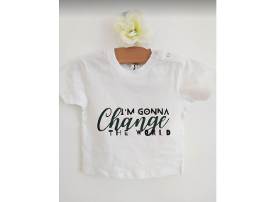 TEE-SHIRT BABY COUPE CLASSIQUE