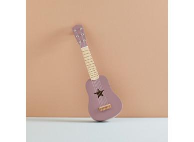 Guitare lilas