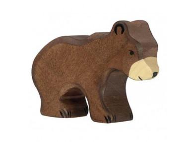 Ourson brun