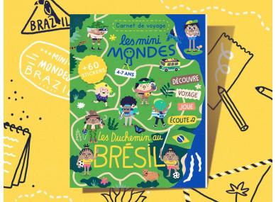 Le carnet de voyage Brésil...
