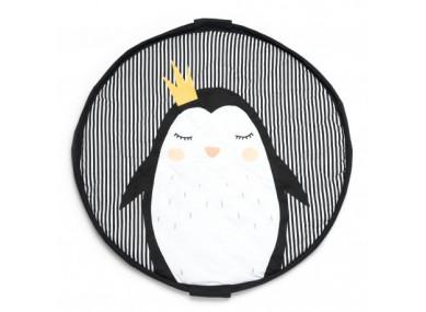 Sac rangement 3 en 1 Pingouin