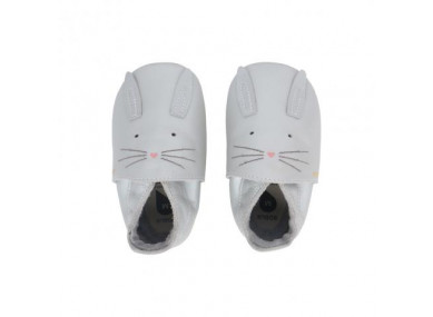 Chaussons Soft Sole Silver Hop