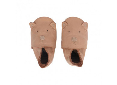 Chaussons Soft Sole Caramel...