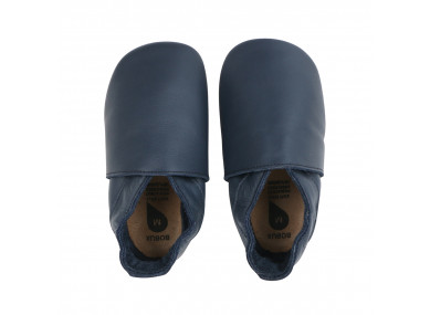 Chaussons Soft Sole Navy...