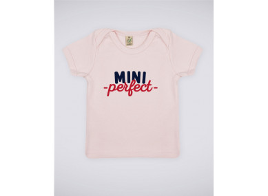 TEE SHIRT MINI PERFECT ROSE