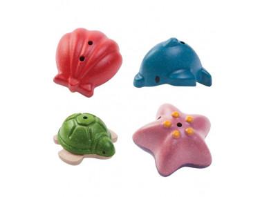 Set de bain Océan Plan Toys