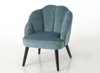 FAUTEUIL COQUILLAGE CANARD