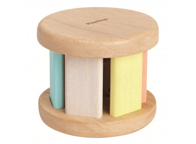 Rouleau musical pastel Roller