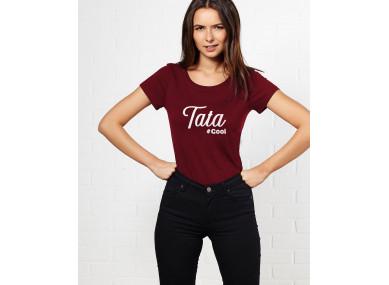 TEE-SHIRT : TATA COOL