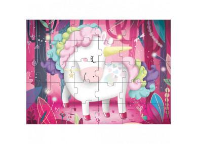 Puzzle Ma licorne magique