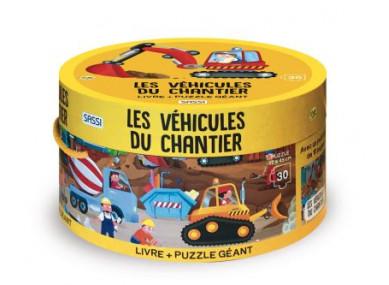 Puzzle Les véhicules de...