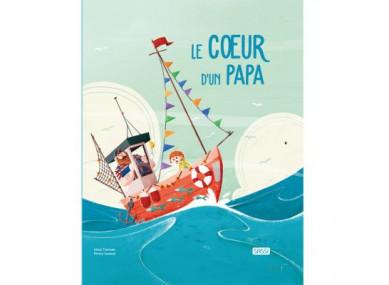 Livre : Le coeur d'un Papa