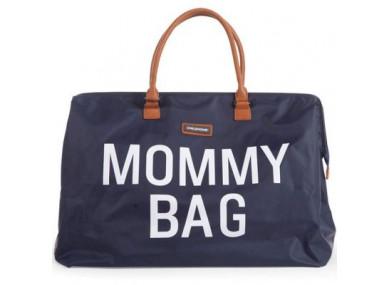 Mommy bag large BLEU MARINE