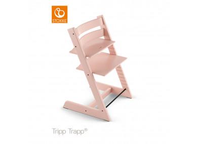 Chaise rose poudré Tripp Trapp