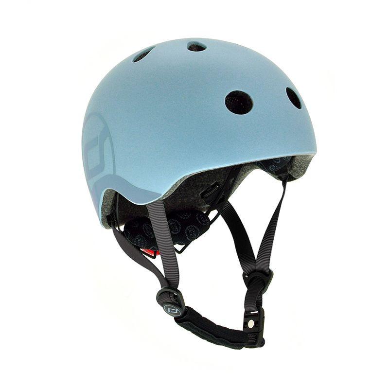 Bike /& Skate Casque-Medium Enfants Jeunes Casques Bleus R US Ventilé Neuf US Vendeur