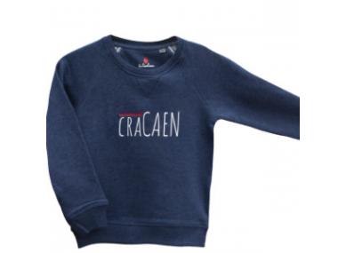 SWEAT CraCAEN bleu marine