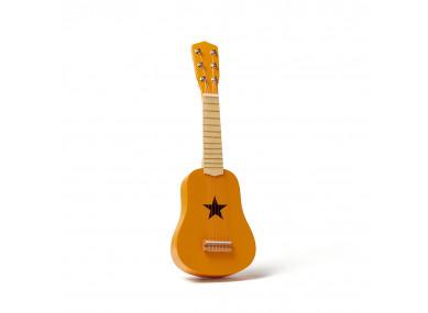Guitare ORANGE - JAUNE