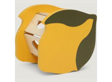 Boîte à forme citron KONGES...