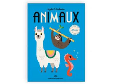 Livre : ANIMAUX AUTOUR DU...
