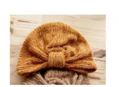 Bonnets / turbans mailles...