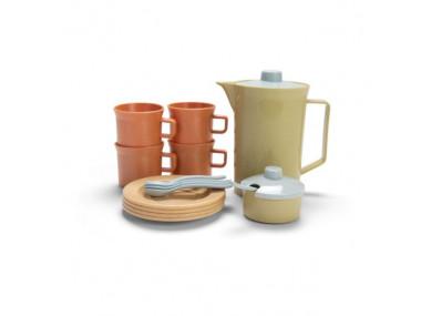 Kit café en bioplastique