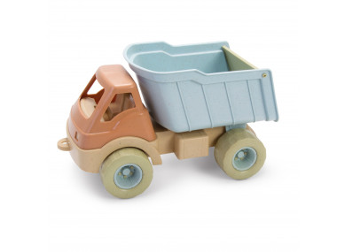Camion en bioplastique