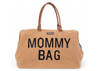 Mommy bag large Teddy Beige