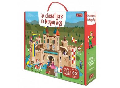 Livre et puzzle géant : Les...