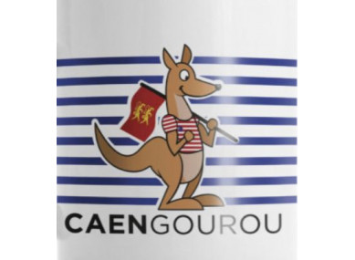 TEE SHIRT CAENgourou