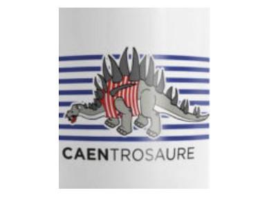 TEE SHIRT CAENtrosaure