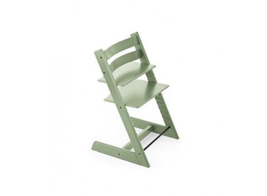 Chaise  Haute vert mousse...