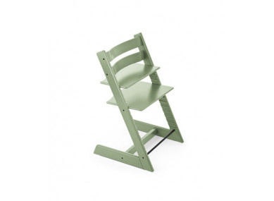 Chaise vert mousse Tripp Trapp