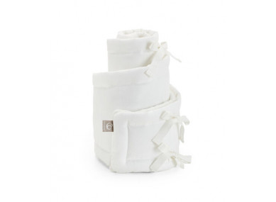Tour de lit mini blanc Sleepi