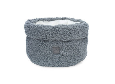 Panier Teddy - storm grey